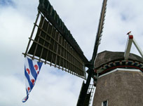Typisch Fries, de Friese molen